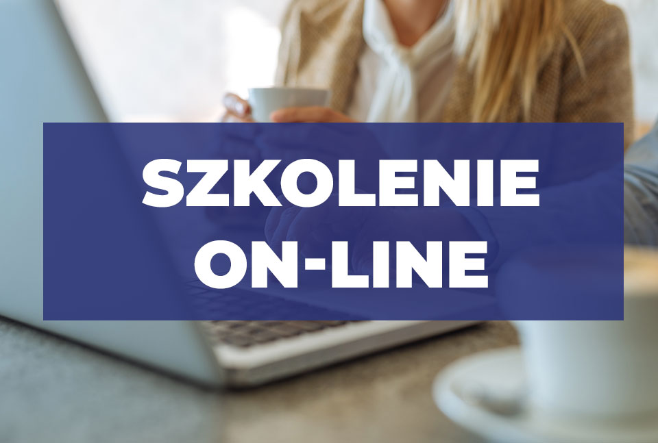 Napisz szkolenie online